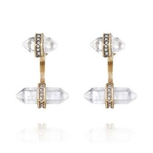 Chloe + Isabel Atlas Jacket Convertible Earrings